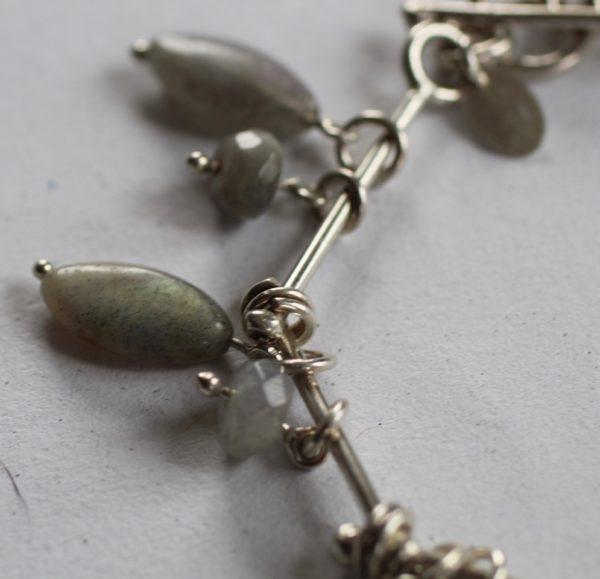 silver handmade bracelets