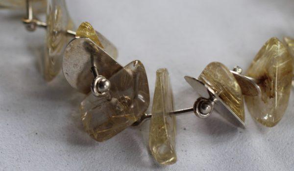 handmade silver gemstone jewellery
