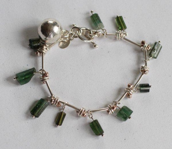 designer handcrafted silver necklaces
