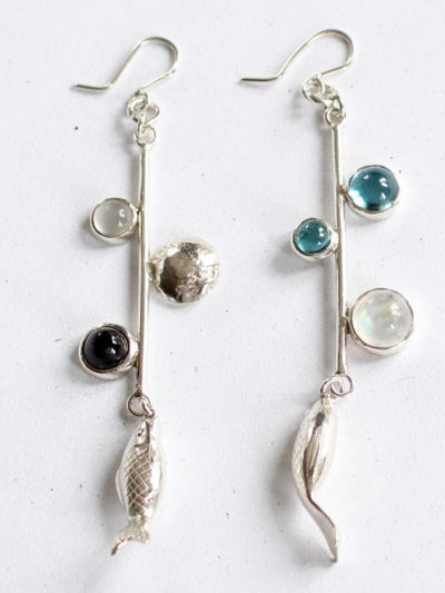 handmade silver necklaces