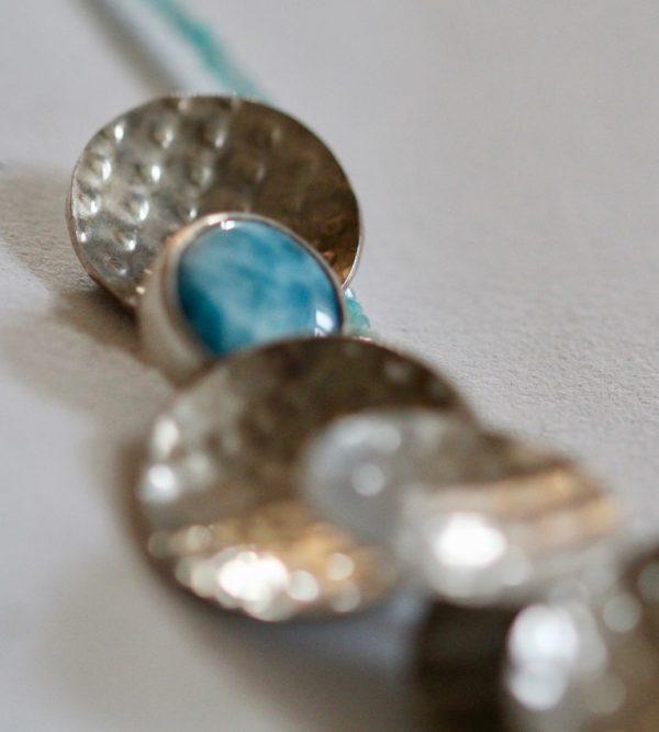 designer silver necklaces